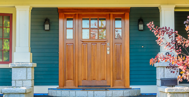 Doors For The Perfect First Impression