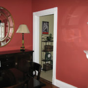 Before: The Wall To The Right Was Removed And The Fireplace Relocated To Open Up The Floor Plan.