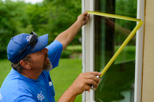 Measuring A Replacement Window